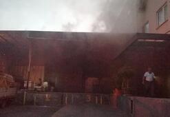 Son dakika| Pendikte fabrika yangını... Çok sayıda ekip sevk edildi