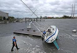 Sular hızla yükseliyor Yüzlerce kişi mahsur kalmış olabilir
