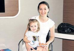 Küçük Sofia şifayı Türkiye'de buldu