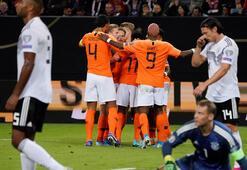 Hollanda Almanyayı dağıttı Babel boş geçmedi...