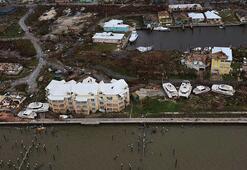 Bahamaları vuran Dorian Kasırgasında ölenlerin sayısı 43e yükseldi