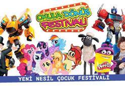 Okula dönüş festivali