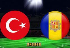 Türkiye - Andorra maçı saat kaçta hangi kanalda
