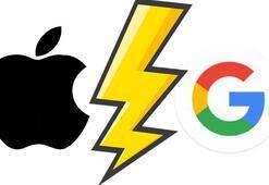 Appledan Googlea yalan iddiası
