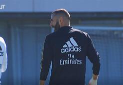 Karim Benzemadan klas gol