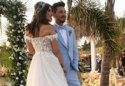 Deniz Baysal ile Barış Yurtçu evlendi