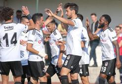 Beşiktaş, Ümraniyesporu rahat geçti