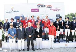 Milli Takım'ımız Balkan şampiyonu oldu