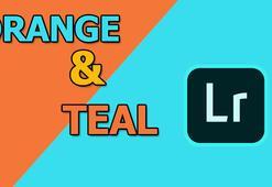 Orange and Teal efekti nasıl yapılır
