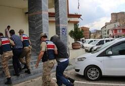 Üç ilçenin kabusu olmuşlardı 6 kişi tutuklandı