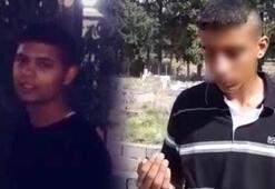 Kuzenini 35 lira için öldürmeden önce son görüntüsünü çekmiş