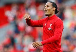 Liverpooldan Van Dijka 6 yıllık sözleşme