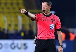 Karadağ-Çekya maçını Ali Palabıyık yönetecek