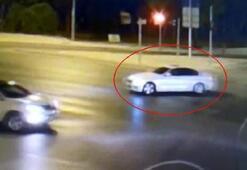 Drift yapıp trafiği tehlikeye sokan sürücüyü arıyor