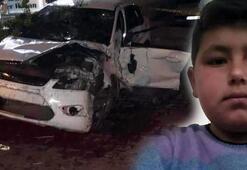 Alkollü sürücü o kazayı canlı yayınlamış