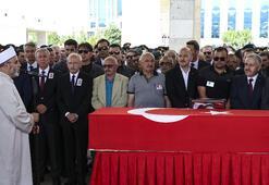 Şehit Özel Harekat Müdürü Kansuva son yolculuğuna uğurlandı