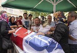 Halit Ayarın cenaze töreninde gözyaşları sel oldu