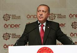 Cumhurbaşkanı Erdoğan: İETT'de şu anda sakallılarla uğraşmaya başladılar