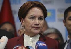 Akşener: Türkiyenin hayrına olan her konuda, İYİ Parti Türk devletinin yanında olur