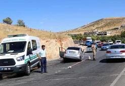 Gaziantep'te korkunç kaza Araçlar hurdaya döndü