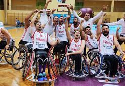 Tekerlekli Sandalye Erkek Basketbol Takımımız üçüncü oldu
