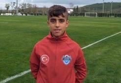 Şırnakta 13 yaşındaki küçük futbolcu derede boğuldu