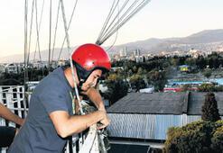 Adrenalin sevenlerin adresi paraşüt kulesi