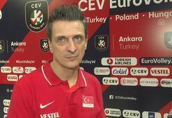 Giovanni Guidetti: Takımın yaptığıyla gerçekten çok mutluyum.