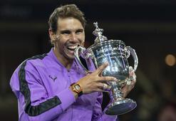 ABD Açıkta şampiyon Nadal
