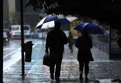 Meteorolojiden İstanbul ve bazı iller için sağanak uyarısı