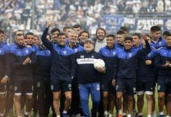 Diego Maradona, Arjantine geri döndü