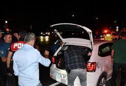 Polisten kaçan alkollü sürücünün kimliği şok etti