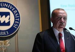 Cumhurbaşkanı Erdoğan: Bu ekonomik sistemin çökmesi kaçınılmazdır
