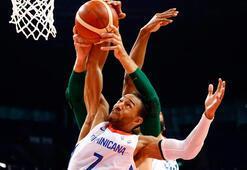 Dominik Cumhuriyeti-Litvanya: 55-74