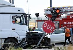 Hatay İl Emniyet Müdürü kaza geçirdi