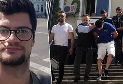 İTÜ mezunu Halitin katilleri tutuklandı