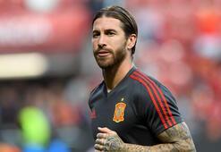Ramos, Casillasın milli maç rekorunu kırdı