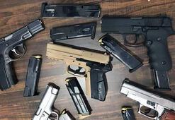 Gaziantepte silah kaçakçılığı operasyonu: 2 tutuklama