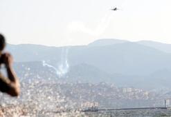 Bu görüntüler İzmirden