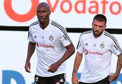 Beşiktaşta Atiba Hutchinson gelişmesi