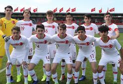 16 Yaş Altı Milli Futbol Takımının kadrosu açıklandı