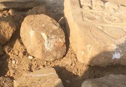 Kazı çalışması sırasında bulundu Bir kadına ait...