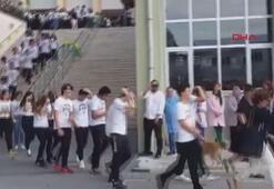 Kadıköy Anadolu Lisesindeki etkinliğe inceleme
