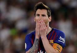 Lionel Messiye 'ömür boyu' sözleşme teklifi