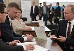 Rusyada yerel seçimin galibi Putin