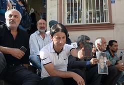 HDP önündeki eylemde 8. gün Aile sayısı 20 oldu