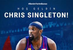 Chris Singleton resmen Anadolu Efeste