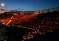 ABDnin Meksika sınırında yakalanan yasa dışı göçmen sayısında düşüş