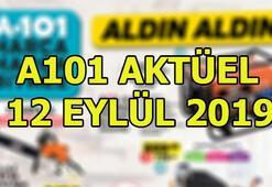 A101 indirimli ürünler kataloğu | A101 12 Eylül 2019