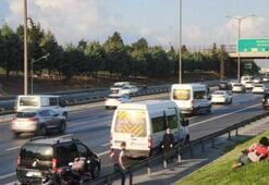 İstanbulda servislerin ölüm şeridi